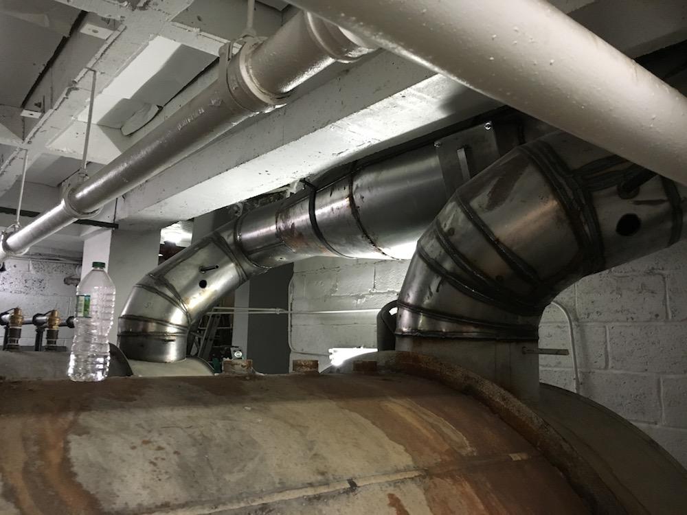 Boiler Plant Upgrade And New Chimney Liner New York